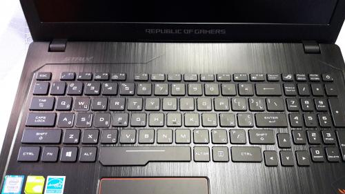 Гравировка ноутбука