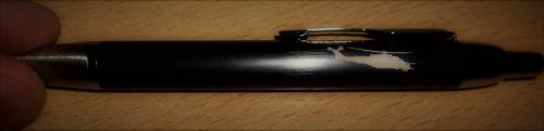 гравировка изображения на ручке