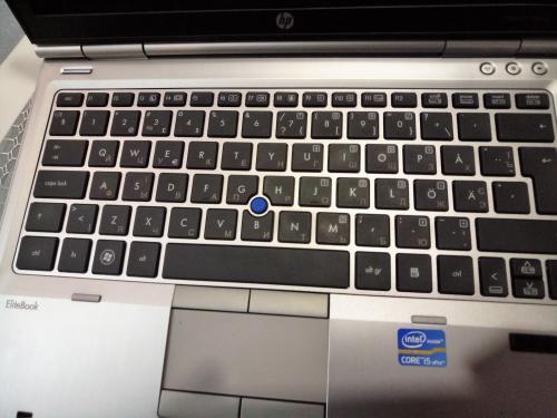 гравировка клавиатуры Елитбук