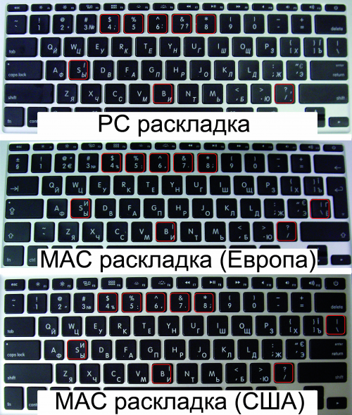 гравировка макбук отличия